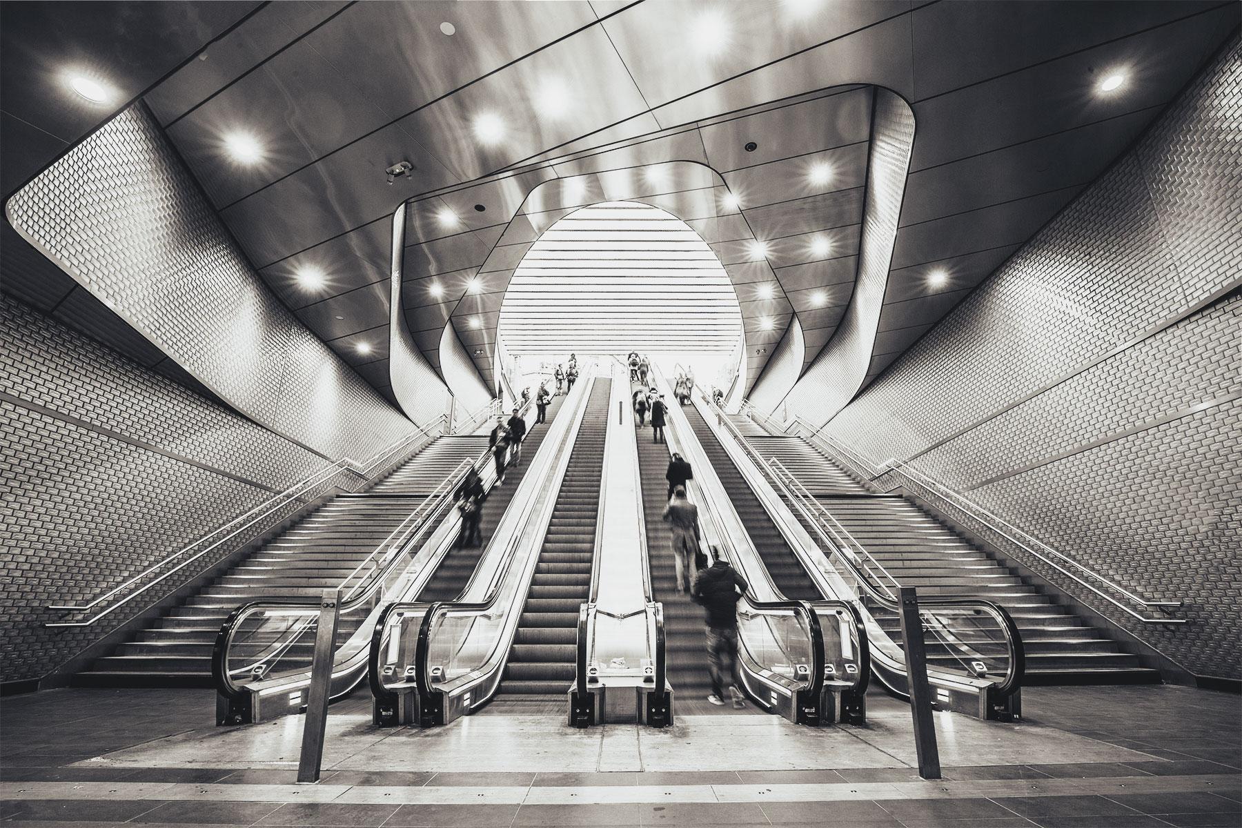 Perspective ascendante - Jean-Nicolas Lehec Photographie